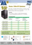 Eluna Basic PC-Systeme (intel)