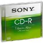 Sony+CD-R+48X+700MB+JEWEL+CASE